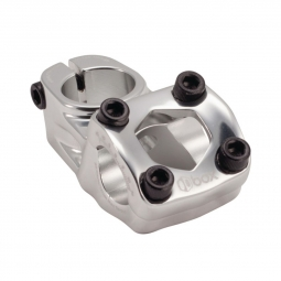 Potence BOX two top load alu mini 1'' 22.2mm Argent