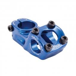 Potence box two top load alu mini 1 22 2mm bleu 40