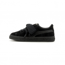 Baskets basses puma ps suede heart snk enfants 28