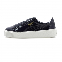 Baskets basses puma basket platform patent wn s 39