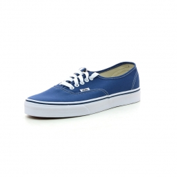 Baskets basses vans authentic bleu 39