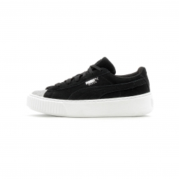 Baskets basses puma suede platform glam ps 30