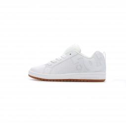Baskets dc shoes court graffik junior 39
