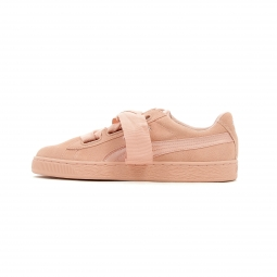 Baskets basses puma suede heart ep 37