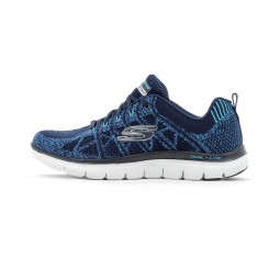 Baskets de fitness skechers flex appeal 2 0 new gem 36