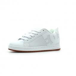 Baskets basses dc shoes court graffik 42 1 2