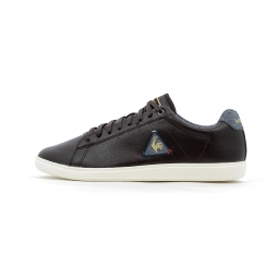 Baskets basses le coq sportif courtcraft s lea 2 tones 40