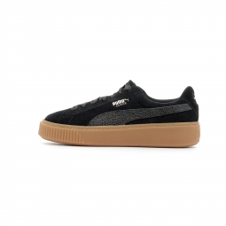 Baskets basses puma suede platform bubble w 38
