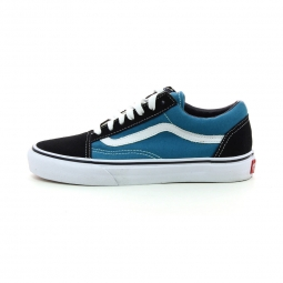Baskets basses vans old skool bleu 47
