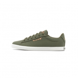 Baskets basses le coq sportif agate lo cvs metallic 37