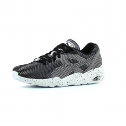Baskets basses puma r698 speckle 38