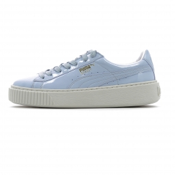 Baskets basses puma basket platform patent wn s 37
