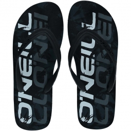 Tongs o neill profile pattern flip flops 40