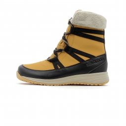 Image of Boots salomon heika cuir cs wp femme 38