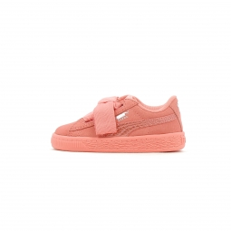 Baskets basses puma inf suede heart snk baby 24