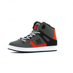 Baskets montantes dc shoes rebound wnt 35