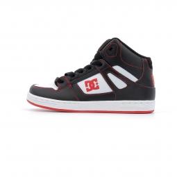 Baskets montantes dc shoes pure high top junior 37