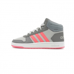 Baskets montante enfants adidas performance hoops mid 2 0 kids 32