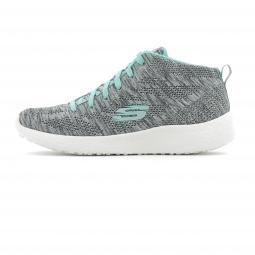 Chaussure montante fitness skechers burst divergent 28
