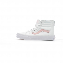 Baskets montantes vans sk8 hi zip junior 32 1 2