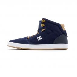 Baskets montantes dc shoes crisis high 39