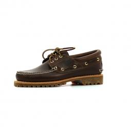 Chaussures de ville timberland timberland authentics 3 eye classic lug 40