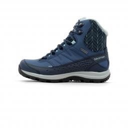 Chaussures d hiver salomon kaina mid gore tex 40