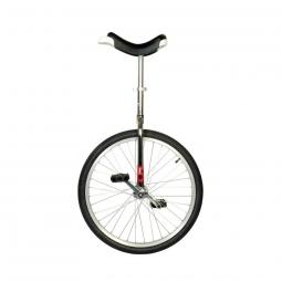 Monocycle onlyone 24 chrome avec jante en alu manivelles 127 mm