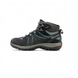 Chaussure de randonnée Salomon Ellipse 2 MID Lather GTX W