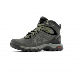 Chaussure de randonnée Goretex Salomon Evasion 2 Mid LTR GTX