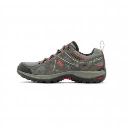 Chaussure de randonnee salomon evasion 2 aero 40 2 3