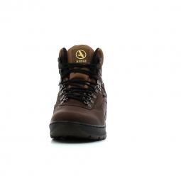 Chaussures montante en cuir Aigle Picardie