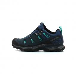 Chaussures de randonnée en cuir Salomon X ULTRA LTR GTX W