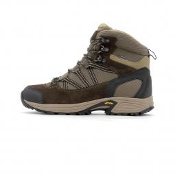 Chaussures de randonnee aigle mooven mid gtx 45