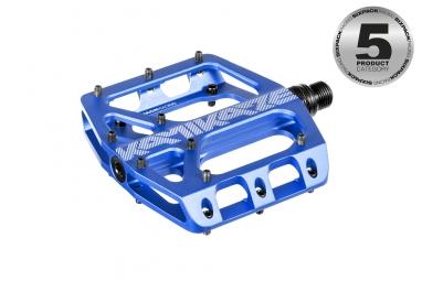 Pedales vtt sixpack racing kamikaze 2 0 bleu