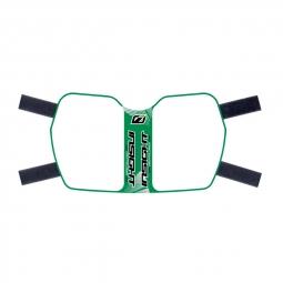 Plaque de cadre INSIGHT vision en plastique souple velcro green