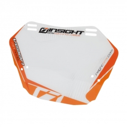 Plaque insight vision mini white orange