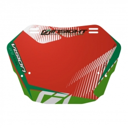 Plaque insight vision mini red green