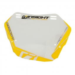 Plaque INSIGHT vision pro white/yellow
