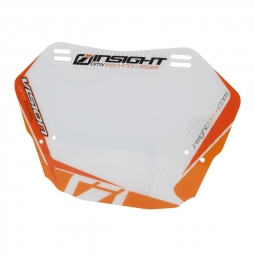 Plaque INSIGHT vision pro white/orange