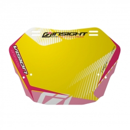 Plaque INSIGHT vision pro yellow/pink