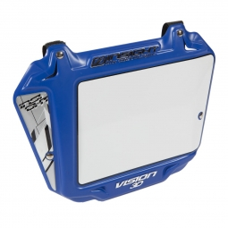 Plaque INSIGHT 3D vision pro white/blue