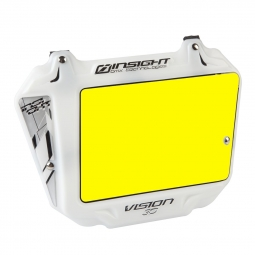 Plaque INSIGHT 3D vision pro yellow/white