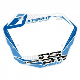 Plaque INSIGHT vision 2 pro white/blue