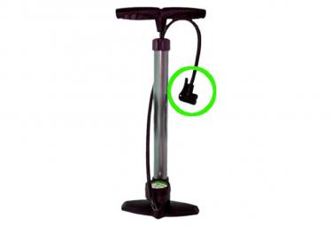Embout de pompe à pied pour vélo .