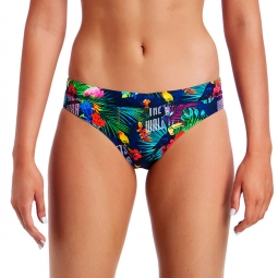 Bas de maillot de bain funkita sports brief 40