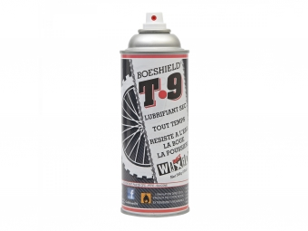 Lubrifiant t9 boeshield spray 340g