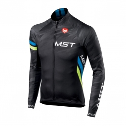 Ms tina maillot manches longues cyclisme homme zip div cachee style