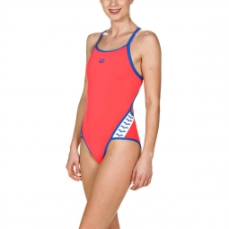 Maillot de bain 1 piece arena team stripe super fly one piece 44