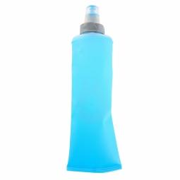 Gourde hydrapak softflask 250ml malibu blue
